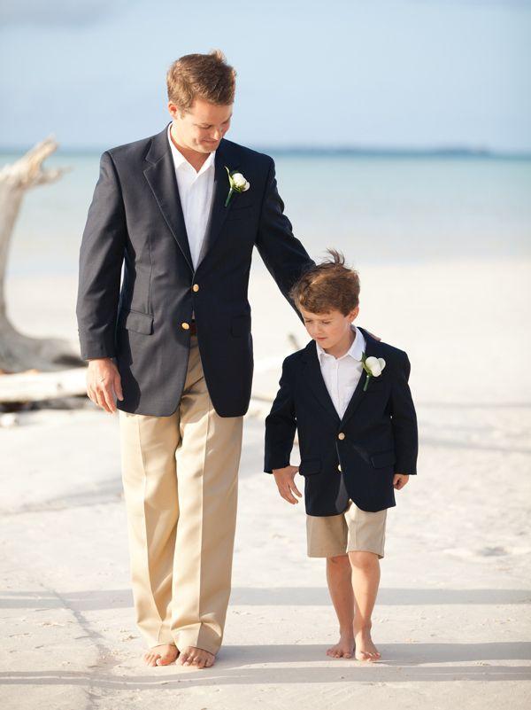 Well Groomed The Beach Wedding Groom AttireGroom