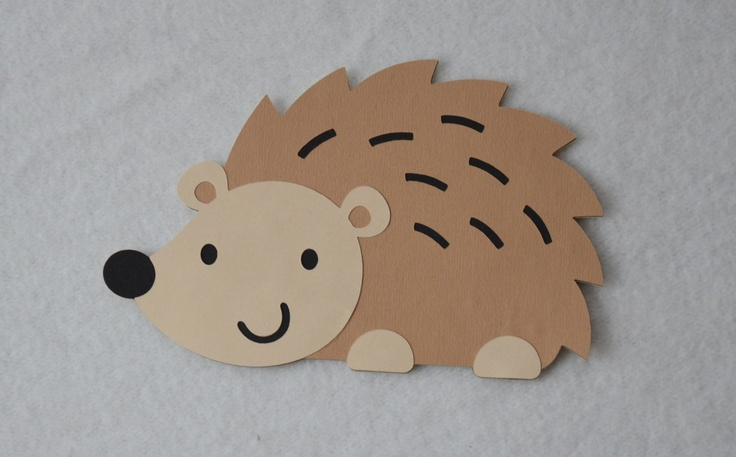 Hedgehog Party Invitation- ordered these!