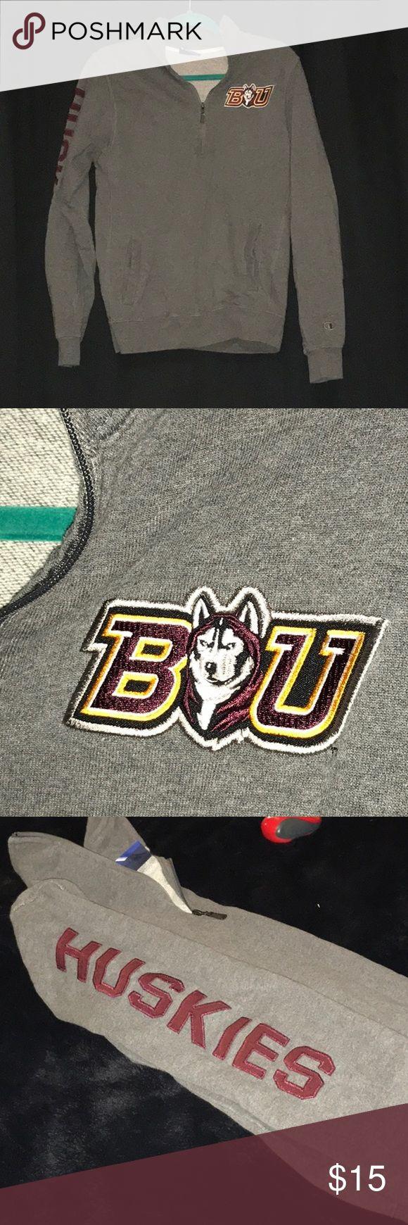 Bloomsburg university sweatshirt New condition Tops Sweatshirts & Hoodies