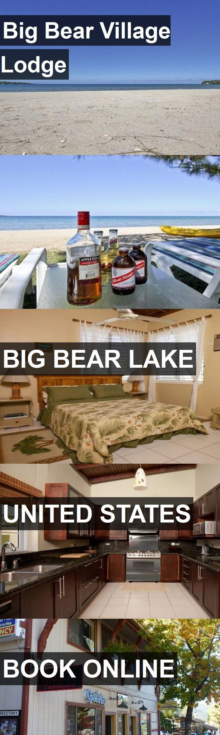 Hotel Big Bear Village Lodge in Big Bear Lake, United States. For more information, photos, reviews and best prices please follow the link. #UnitedStates #BigBearLake #hotel #travel #vacation