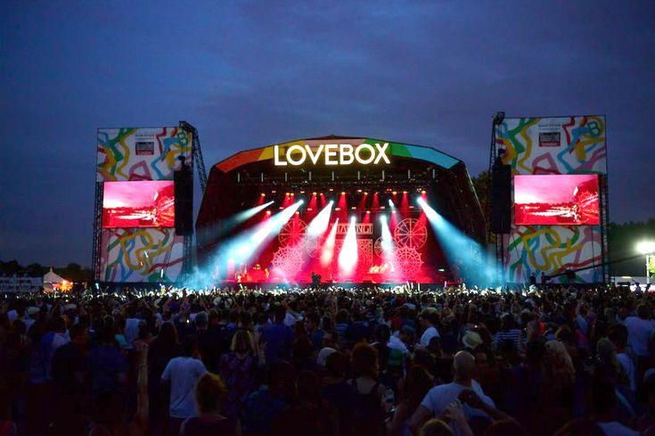 Find out who's on the line-up for Lovebox 2016 at Victoria Park and buy tickets for the weekend-long festival