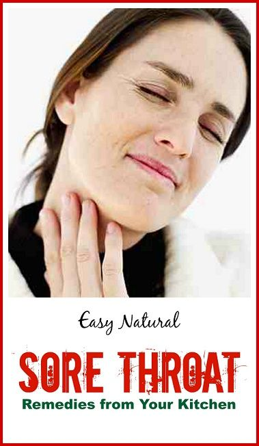 how to get rid of throat pain after surgery