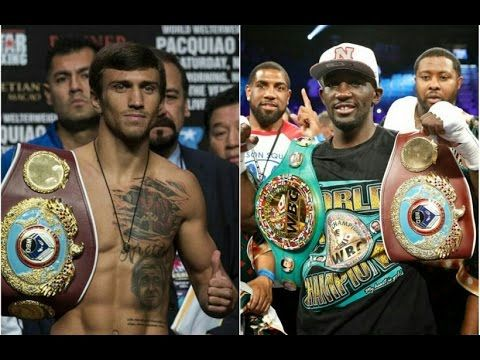 http://realcombatmedia.com/2017/06/vasyl-lomachenko-terence-crawford-leave-hbo-fight-espn/Follow   Vasyl Lomachenko & Terence Crawford Leave HBO to Fight on ESPN By ESPN  Brisbane, Australia (June 30th, 2017)–   Junior lightweight world titleholder Vasyl Lomachenko and unified junior welterweight world champion Terence Crawford, two of the best pound-for-pound fighters in the world, will defend their crowns in August live on ESPN. Promotional powerhouse …