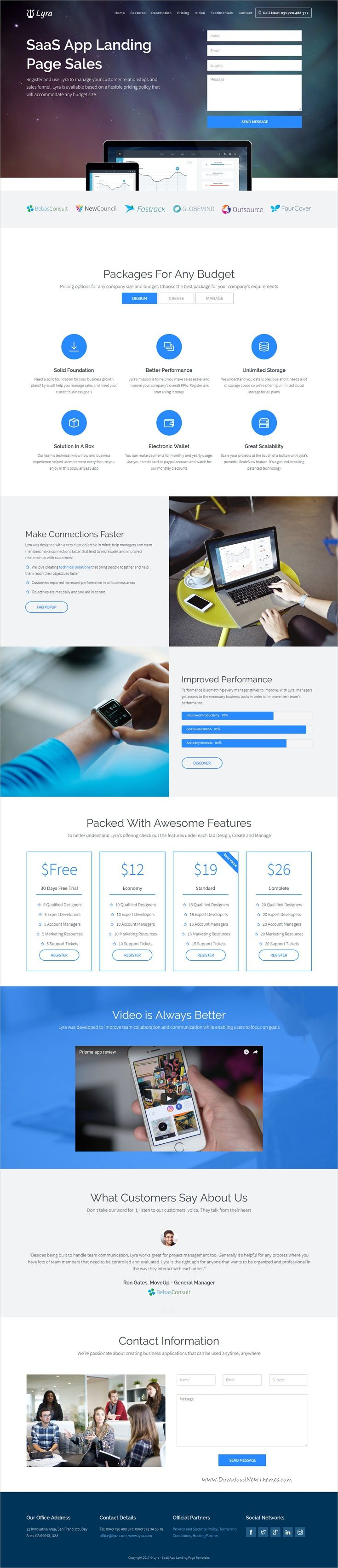 Lyra is clean and modern #design 8in1 responsive #Joomla template for multipurpose #app landing page website with page builder download now > https://themeforest.net/item/lyra-saas-app-landing-page-multipurpose-joomla-template-with-page-builder/19909055?ref=Datasata