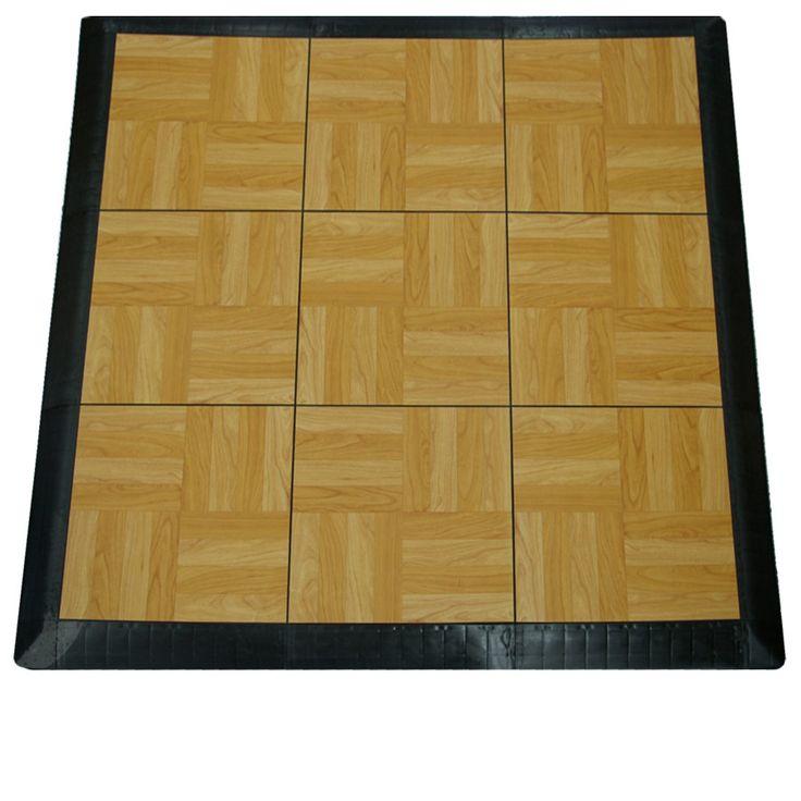 Tap Dance Floor Kit 9 Tiles Products Taps And Light Oak