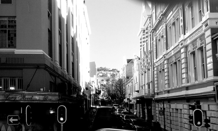 (Long street) Cape town, South Africa