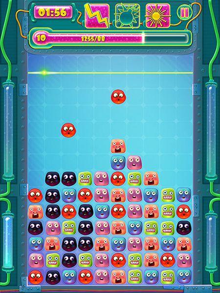 Glutton Jelly Monster on Behance