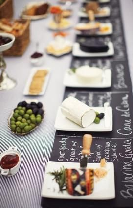 Fancy a cheese table at your wedding?