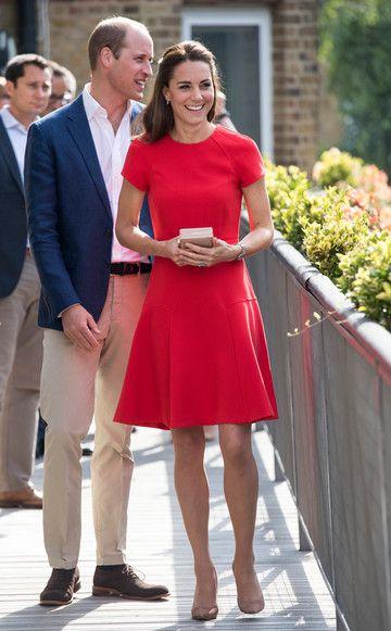 Dieses Kleid von Kate Middleton steht jeder Frau