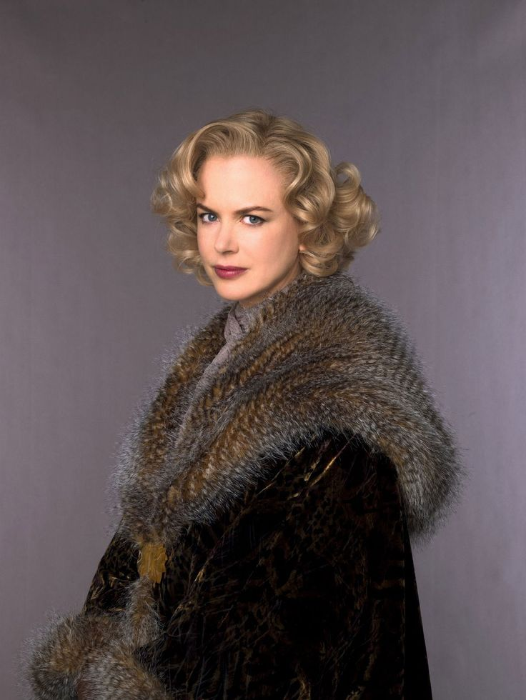 Another gorgeous photo of Nicole Kidman in her costume in the Golden Compass