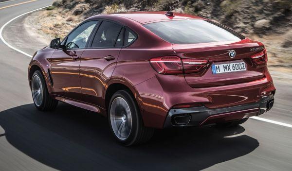 Novedades del Salón de París 2014 BMW X6 2015