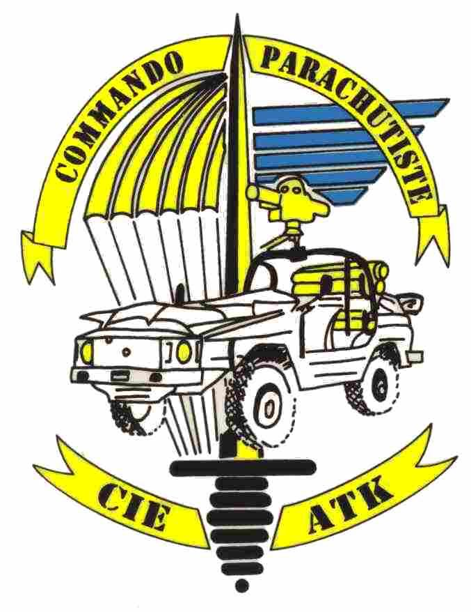 Compagnie Anti-Tank Para-Commando