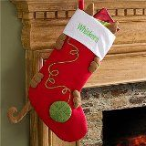 Personalized Cat Christmas Stockings - Love My Kitty