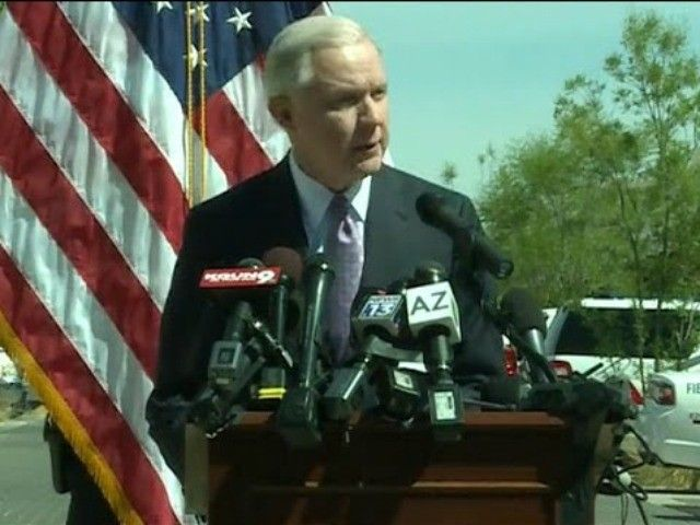 Jeff Sessions Meets with Mayors as Court Blocks President Trump's Order on 'Sanctuary Cities'