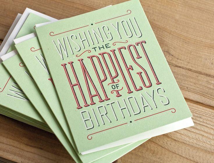 Birthday card // Tarjeta de cumpleaños