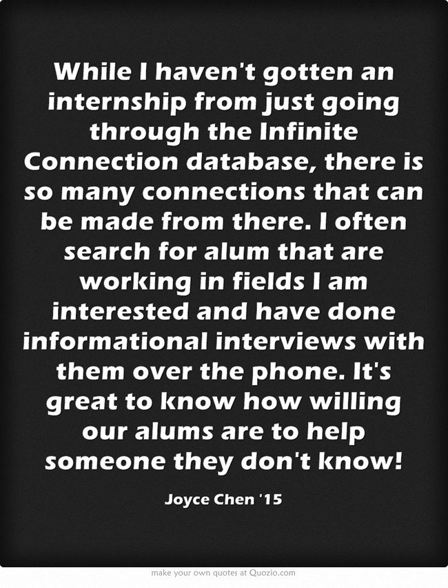 how to ask for an internship over the phone