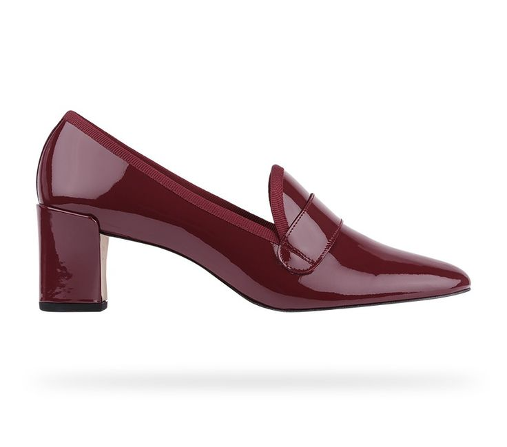 Elvis Loafer Drama Red Patent leather