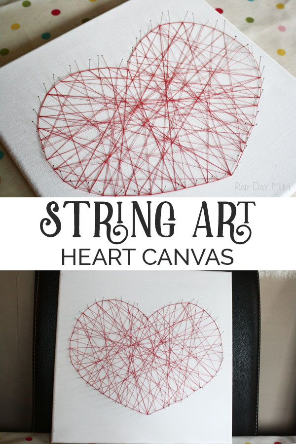A simplified version of the amazing String