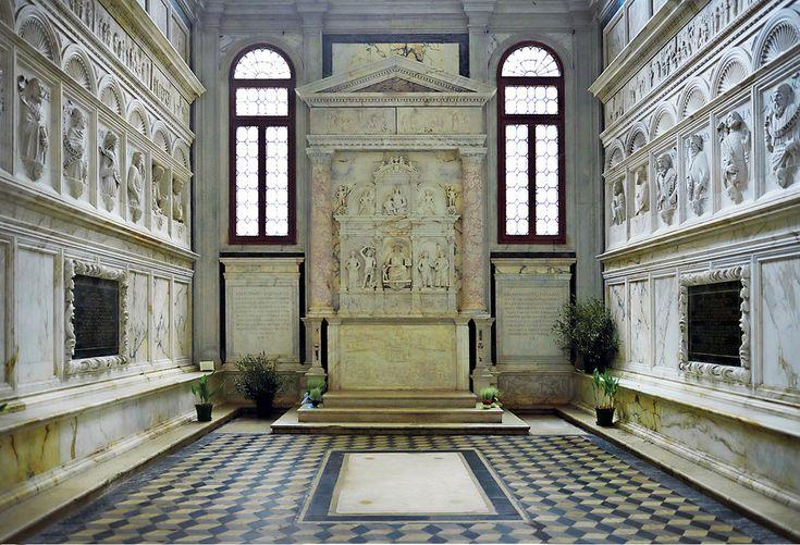 Travel Diary | Hidden Venice: Capella Giustiniani, Venezia