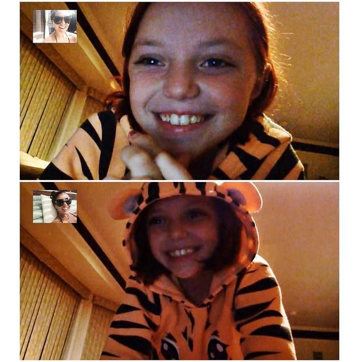 "QUEENS-TALK!  This is Lydia - she's 9 years old and has a huge heart!  We FaceTime and call it ""Queens-Talk""... Today we covered off -- What we are most excited about in 2017 -- How much fun it is to travel -- How tiger costumes are also super fun -- Why it's so amazing to be a queen -- How grateful we are for time with family -- How everyone should love each other more and treat others with kindness -- The fact that giving alway makes you feel good -- Whether Peru or Australia is cooler…"