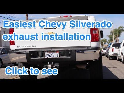 2014-2017 Chevy Silverado/Sierra 1500 Cat Back Exhaust System Legato – Legato Performance
