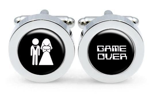 Game Over - czarne, Para Młoda