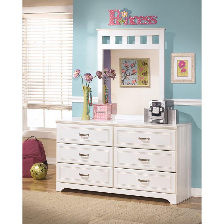 Best Signature Design By Ashley Lulu 6 Drawer Dresser With 400 x 300