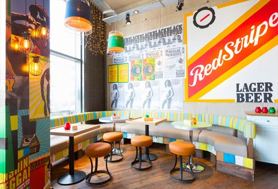 Restaurante Decoracion Vintage Buscar Con Google Ideas