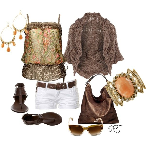 .: Dreams Closet, Style, Shirts, Fashion Outfits, Shorts Outfits, Summer Outfits, Brown, White Jeans, Summer Swag