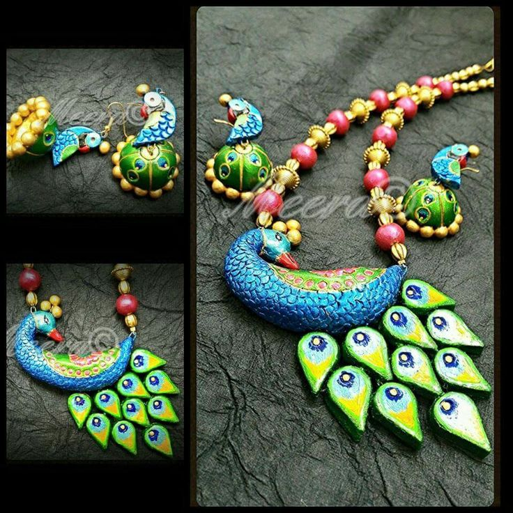 Different design of peacock
