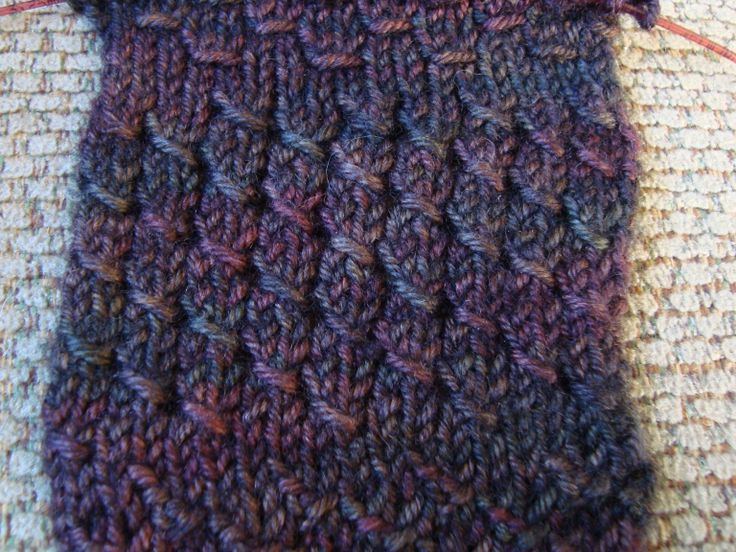 Pretty stitch Knit Stuff Pinterest Stitches