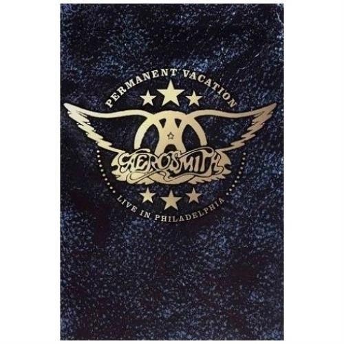 Aerosmith Permanent Vacation DVD UK AERDDPE440218
