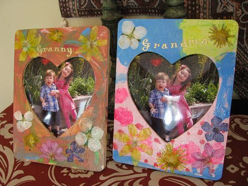 Mother's Day Pressed Flower Frame: Artsy Crafty Projects, Mothers, Gift Ideas, Flower Photo, Crafty Gifts, Craft Ideas, Flower Frames