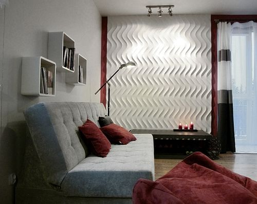 Cool atmosphere with Groovy panels :)