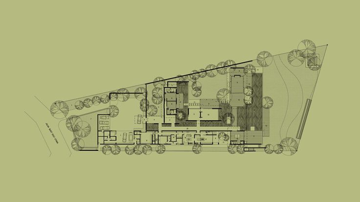 site-plan-Jakarta House