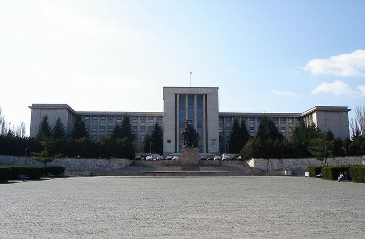 The Military Academy, Bucharest. Source: Google