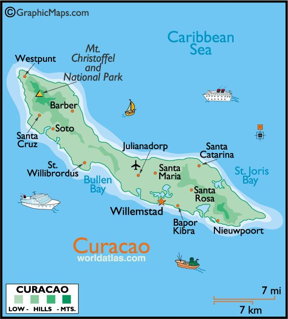 Curacao Island - Bing Images