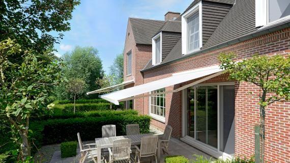 17 best images about stijlvol zonwering on pinterest gardens outdoor lighting and facebook - Sun garden prestige ...