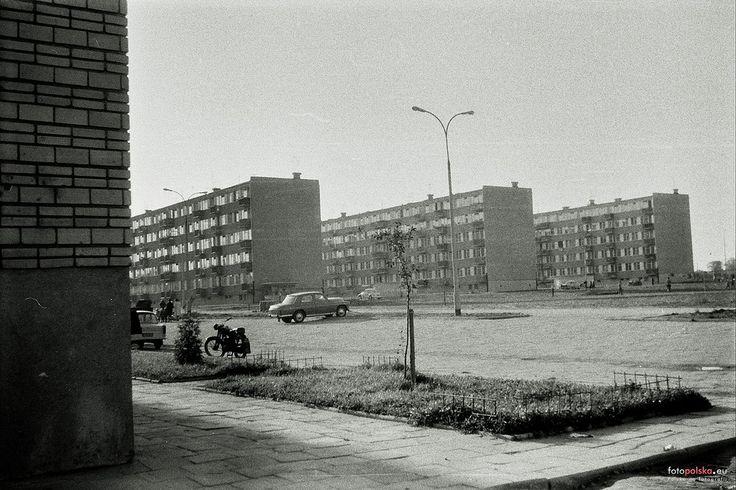 Chrobrego 12, Białystok - 1983 rok