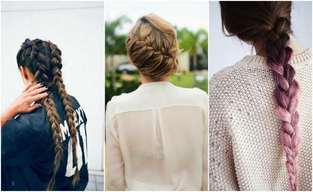 12 pomysłów na cudowne plecionki na włosach. Oto najnowsze trendy! #włosy #fryzury #warkocze #plecionki