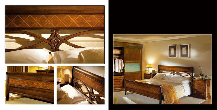 Mobila  Dormitor clasica Sena