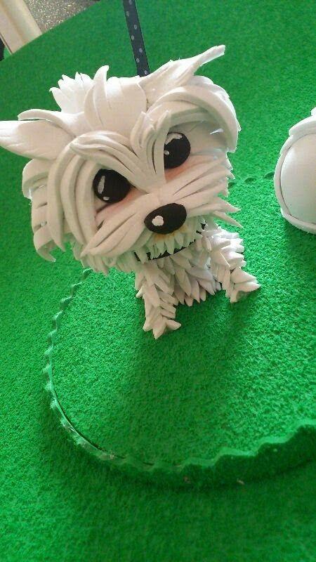 Creaciones: Fofucha y fofucho perro