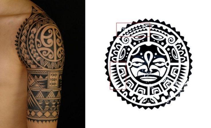 haifischz hne zeichen beim maori tribal tattoos ink. Black Bedroom Furniture Sets. Home Design Ideas