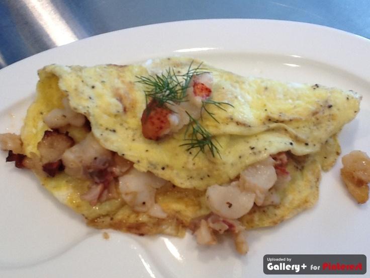 ... breakfast breakfast casseroles lobster omelette lobster omelette