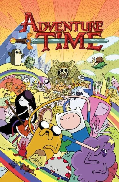Adventure Time (Adventure Time Series #1)