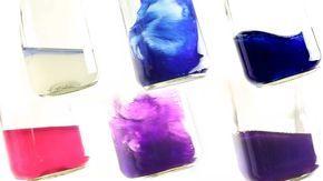 Experimento da água nervosa: veja a explicação passo a passo de mais uma incrível experiência de química com reações perfeitas para a feira de ciências.