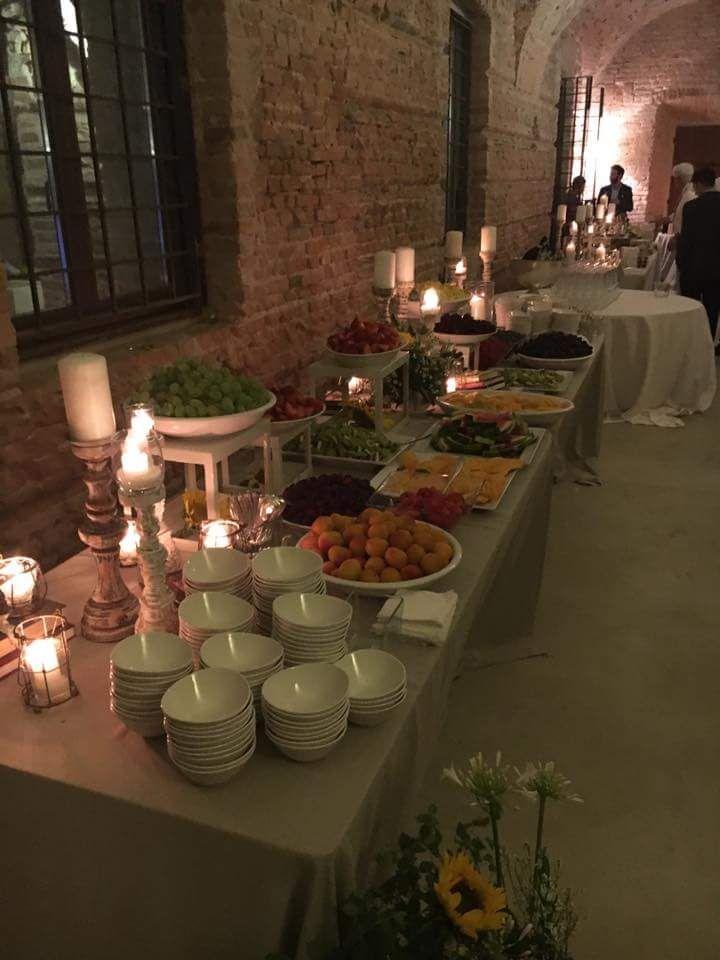 wedding buffet - buffet di matrimonio