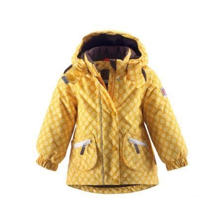Reimatec talvitakki Minnie - keltainen (2521) - Keltainen Kettu
