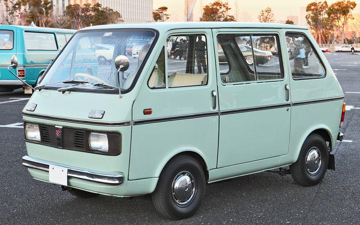 Suzuki Carry L40                                                                                                                                                                                 もっと見る