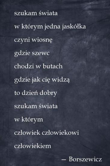 Poezja.